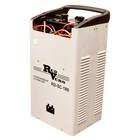 Пуско-зарядное устройство RD-SC-180 RedVerg 220В, выход-12/24В; мощность 0,9кВт/ пуск 6,5кВт; ток 30А/ пуск 180А; емкость АКБ 90-450Ач; 17,55кг