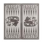 "Шашки ""На каждый день"" (шашки пластик, поле картон 22.5х22.5 см) - Фото 4"