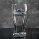 "Бокал для пива 570 мл ""Тюлип. На рыбалке"", рисунок МИКС"