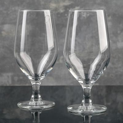 Набор бокалов для пива «Селест», 450 мл, 2 шт - Фото 1