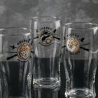 Бокал для пива «Тюлип. Охота», 570 мл, рисунок МИКС - Фото 2