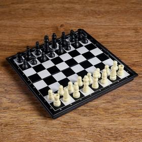 Шахматы, 19х19 см, в коробке Ош