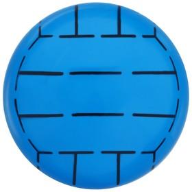 Мяч детский «Баскетбол», d=22 см, 65 г, цвета МИКС