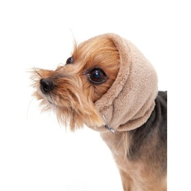 Капор зимний для собак OSSO, р. XS (диаметр 16-26 см, длина 13 см), микс цветов Ош