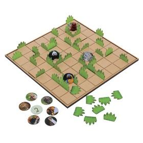 Настольная игра для детей Chalk & Chuckles «Национальные парки»