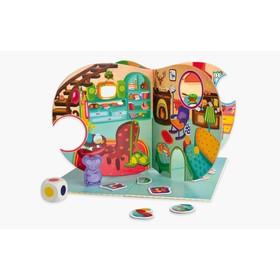 Настольная игра для детей Chalk & Chuckles «Уборка»
