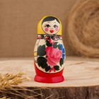 """Матрешка """"Семёновская"""", 4-х кукольная, высшая категория - Фото 3"""
