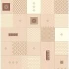 Обои виниловые на бумаге, моющиеся Маякпринт 582 325 02 Шанель, бежевый, 0,53x10 м