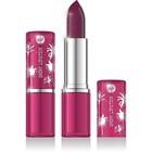 Помада для губ Bell Shiny Lipstick с эффектом металлик, тон 04