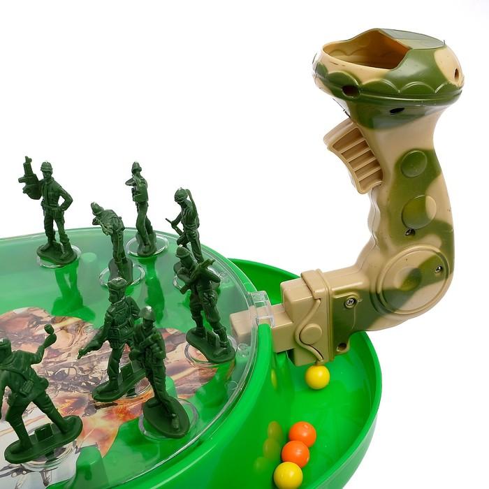 Настольная игра «Военное сражение», в пакете