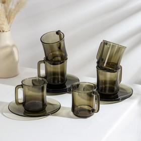 Набор чайный Basilico, 12 предметов