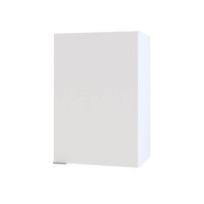 Шкаф с полками, 400 × 300 × 600 мм, цвет белый - Фото 1