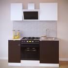 Шкаф с полками, 400 × 300 × 600 мм, цвет белый - Фото 2