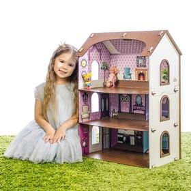 """Конструктор """"Кукольный домик. Мария"""" фанера: 3 мм"""
