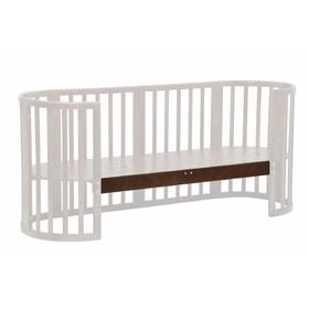 Опорная планка для кроватки детской Polini kids Simple 910, цвет дуб Ош
