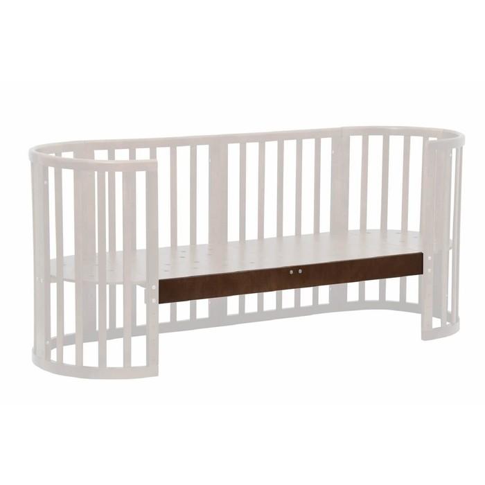 Опорная планка для кроватки детской Polini kids Simple 910, цвет дуб