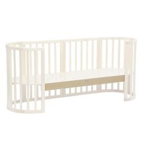 Опорная планка для кроватки детской Polini kids Simple 910, цвет натуральный Ош