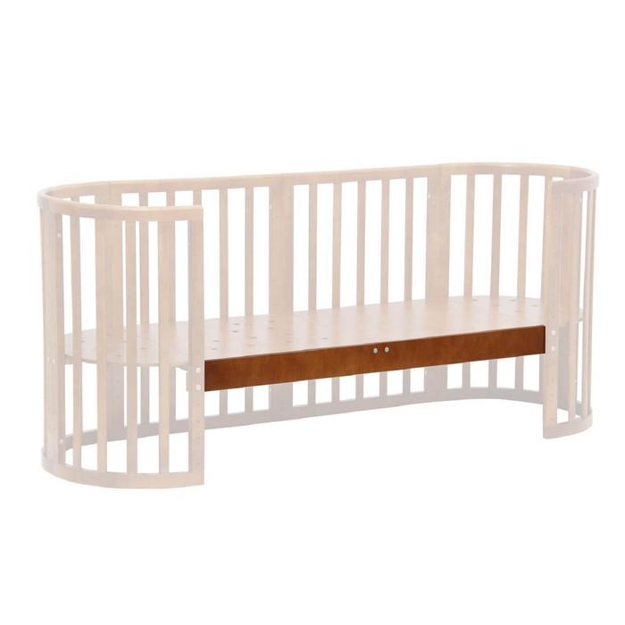 Опорная планка для кроватки детской Polini kids Simple 910, цвет орех