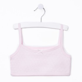 Лиф, цвет розовый, рост 140-146 см