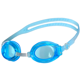 Набор для плавания, 2 предмета: очки, беруши, цвета МИКС Ош