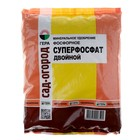 """Удобрение """"ГЕРА"""" Суперфосфат двойной,  Фосфорное, 900 г"""