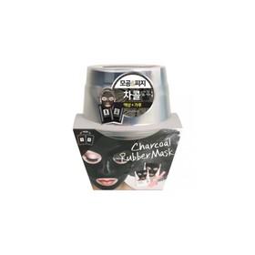 Альгинатная маска Lindsay Luxury Charcoal Magic Mask Cup Pack с углем на гелевой основе, 120 г