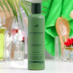 Шампунь для волос Lador Pure Нenna Shampoo (Cooling Spa) с хной, кактусом и ментолом, 200 мл
