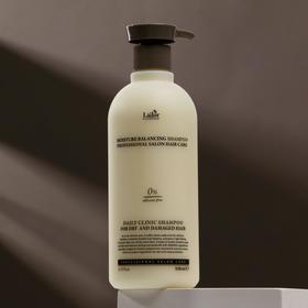 Шампунь для волос без силикона Lador Moisture Balancing Shampoo, 530 мл