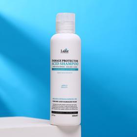 Бесщелочной шампунь для волос Lador Damaged Protector Acid Shampoo, 150 мл