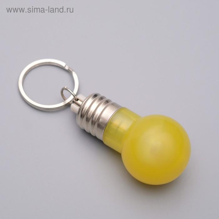 Маячок световой на ошейник для больших и средних собак, желтый