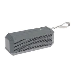 Портативная колонка Ritmix SP-260B, 6 Вт, 400 мАч, Bluetooth, AUX, FM, microSD, серая