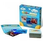 Настольная игра «Ми-Ми-Мемо. Морские животные»