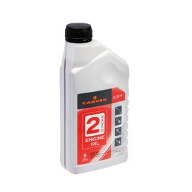 Масло Carver 2 Stroke Engine oil API TC, для двухтактных двигателей, минеральное, 0.946 л