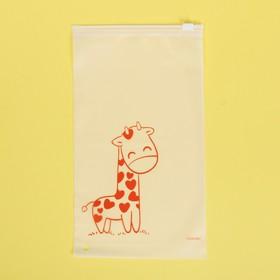 Пакет для хранения вещей «Для вещей», 14.5 × 25 см Ош