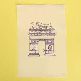 Пакет для хранения вещей L`amour, 20 × 29 см Ош