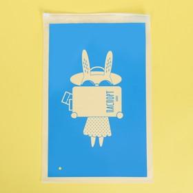 Пакет для хранения вещей «Зайка», 24 × 36 см Ош
