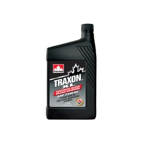 Масло трансмиссионное PETRO-CANADA TRAXON XL SYNTHETIC BLEND 75W-90, 1 л