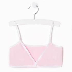 Лиф для девочки, цвет розовый, рост 140-146 см
