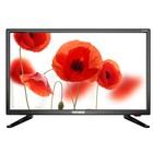 "Телевизор Telefunken TF-LED22S50T2, 22"", 1920x1080, DVB-T2, DVB-C, 1xHDMI, 1xUSB, черный"