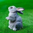 "Садовая фигура ""Кролик"" 10х8х12см - Фото 6"