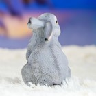 "Садовая фигура ""Кролик"" 10х8х12см - Фото 11"