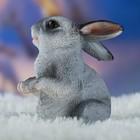 "Садовая фигура ""Кролик"" 10х8х12см - Фото 2"