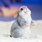 "Садовая фигура ""Кролик"" 10х8х12см - Фото 8"