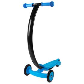 Самокат стальной, колеса PVC d=120/80 мм, ABEC 7, цвет синий Ош