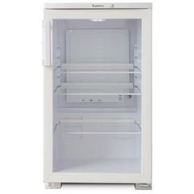 Холодильная витрина 'Бирюса' 102, 115 л, однокамерная, белая Ош