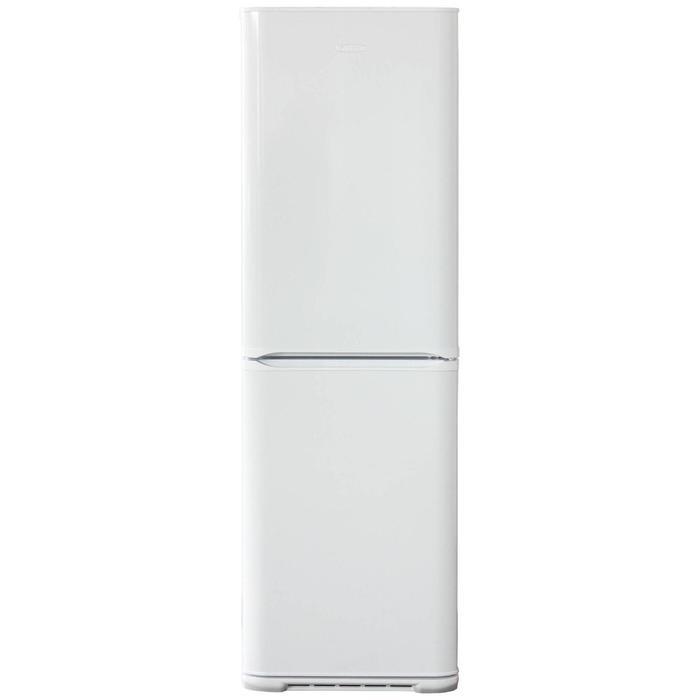 "Холодильник ""Бирюса"" 360NF, двухкамерный, класс А, 340 л, Full No Frost, белый"