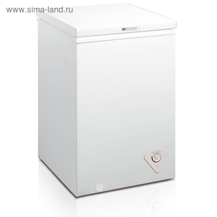 """Морозильный ларь """"Бирюса"""" 115КХ, 102 л, однокамерный, белый"""