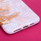 Чехол для телефона iPhone XS MAX «Мрамор», 16 × 8 см - Фото 3