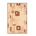Палас АРХИМЕД, размер 80х125 см, цвет бежевый 17/23 войлок 195 г/м2
