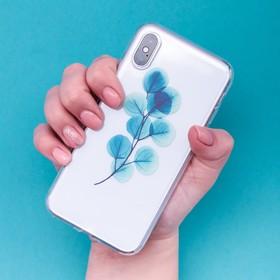 Чехол для телефона iPhone X/XS «Нежность», 14.5 × 7 см